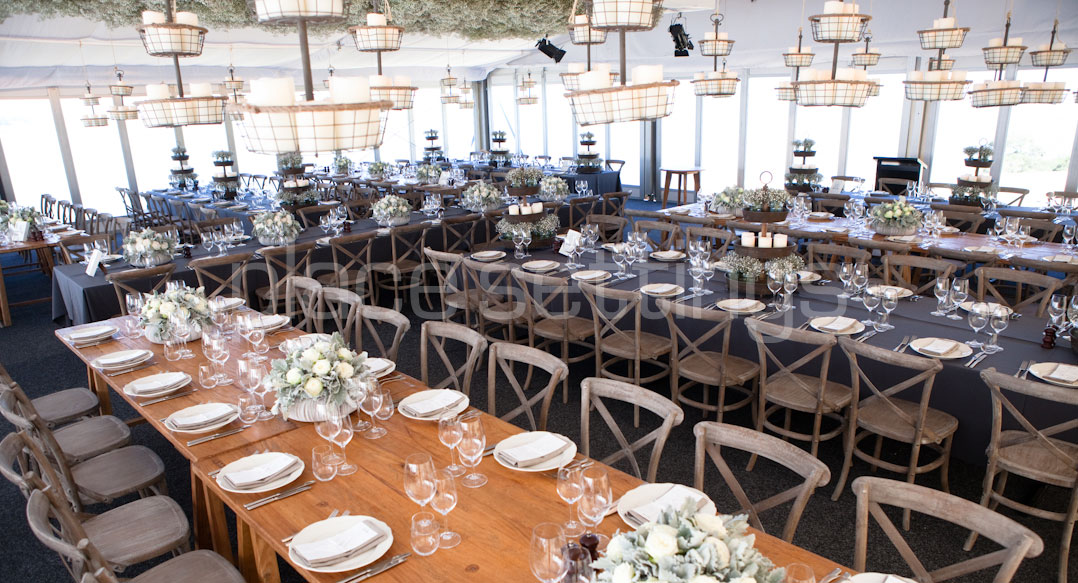 Melbourne event furniture hire innovative styling