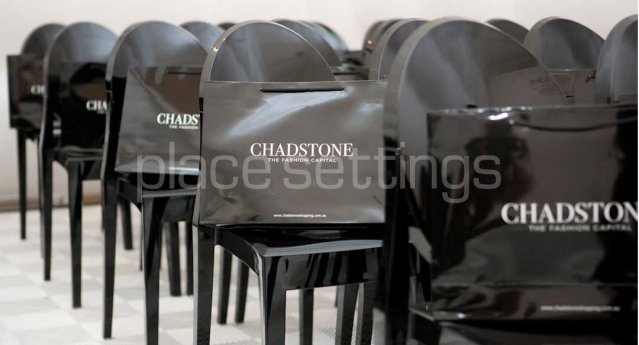 Features: Black Victoria Ghost Chairs