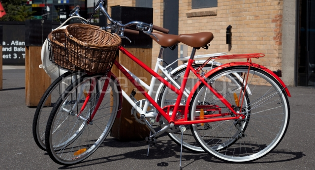 Features: Vintage Bicycles