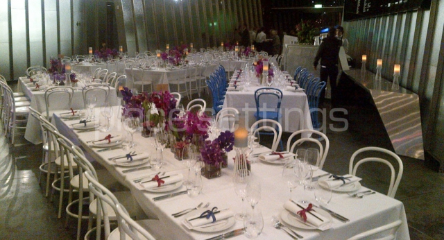 Dining tables for large function