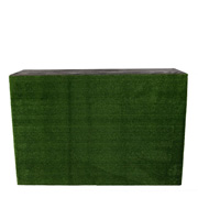 Faux Grass Bar