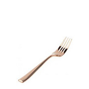 Copper Table Fork