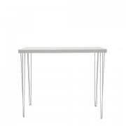 Kensington / Hairpin Bar Table