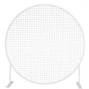 Wire Screen Circle
