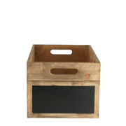 Blackboard Box Large