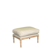 Bordeaux Foot Stool