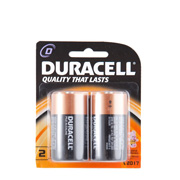 D Cell Battery