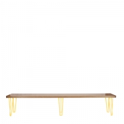 Hairpin Bench Seat
