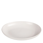 Milk Oval Bowl Shallow