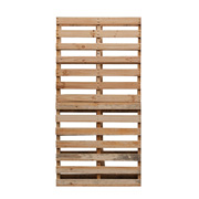 Pallet Wall Unit