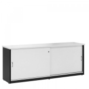 Executive Lockable Credenza