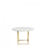 Optical Dining Table Round