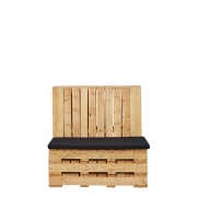 Pallet Booth