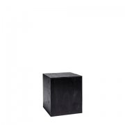Scandi Blackwash Cube
