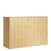 Wood Panelled Bar